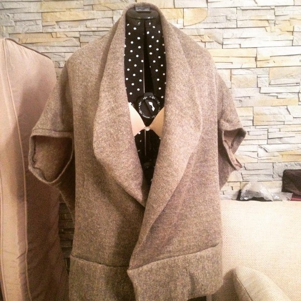 First memade in 2016 the violetjacket by stylearc A patternhellip